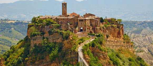 Civita di Bagnoregio, un tesoro nascosto candidato a Patrimonio dell'Umanità Unesco
