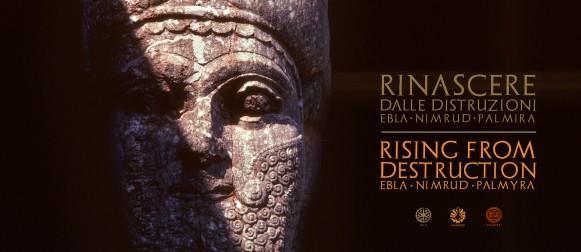 Nimrud, Ebla, Palmira: rinascere in 3D al Colosseo