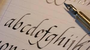 A mano libera, la bellezza e l'arte del corsivo