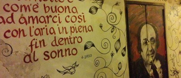 """""""L'ombra del Gatto"""", fotografie e poesia a Salerno"""