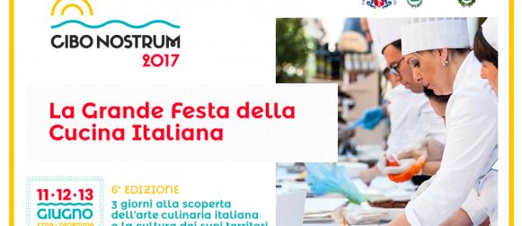 Cibo Nostrum la Federazione Italiana Cuochi in festa