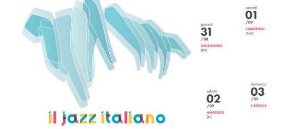Il jazz italiano si fa in 4 per i terremotati