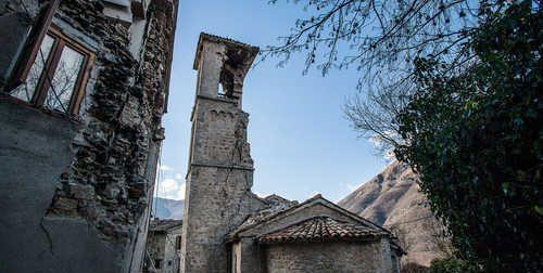 Amatrice e le altre, recuperati dopo il sisma oltre 17mila beni storico-artistici