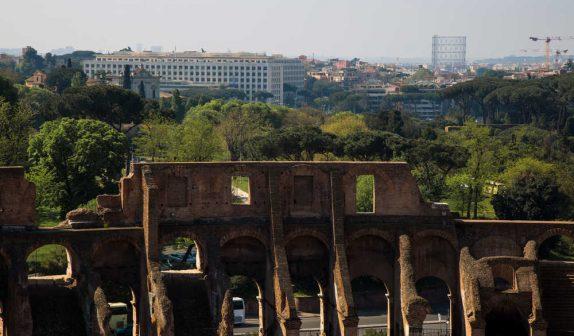 Colosseo, apre l'attico dei plebei