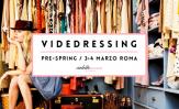 Violette Sauvage a Roma, appuntamento glamour col vide dressing
