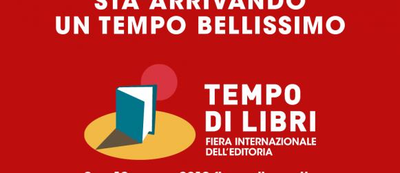 """Al via la seconda edizione di """"Tempo di libri"""" a Milano"""