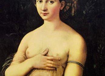 La Fornarina è tornata a Palazzo Barberini a Roma