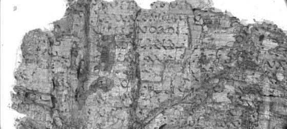 """Le Historiae """"perdute"""" di Seneca il Vecchio rinvenute in un papiro di Ercolano"""
