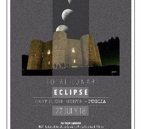 A Castel del Monte la serata internazionale dell'eclissi di Luna