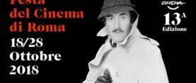 Noir pop e raffinatezza, dal 18 al 28 ottobre al via la XII Festa del Cinema di Roma